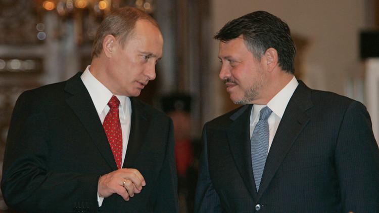 الكرملين: التسوية السورية محور محادثات بوتين مع العاهل الأردني الثلاثاء