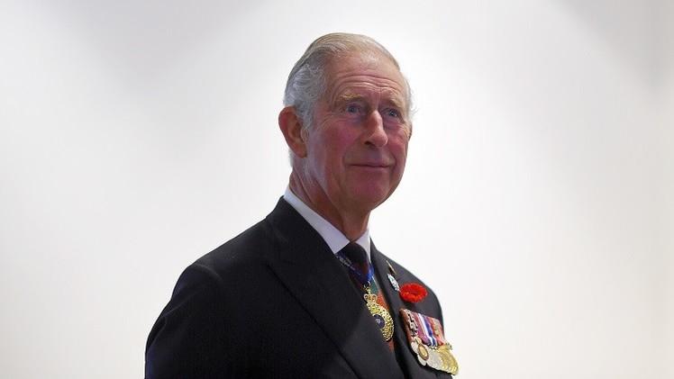الأمير تشارلز: الجفاف أحد أسباب الأزمة السورية والهجرة