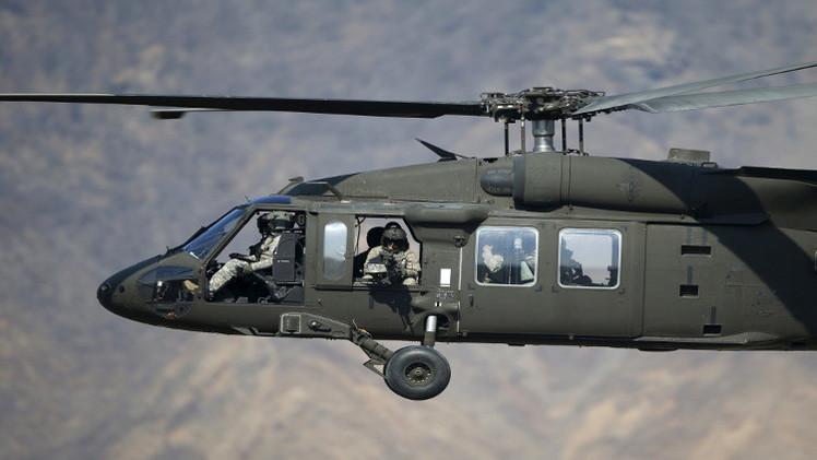 تحطم مروحية عسكرية أمريكية في كوريا الجنوبية ومقتل طياريها