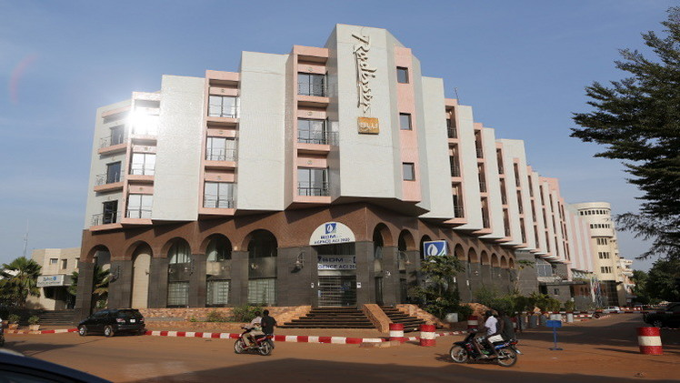 مالي تنشر صور مشتبهين اثنين بالتورط في الهجوم على فندق راديسون