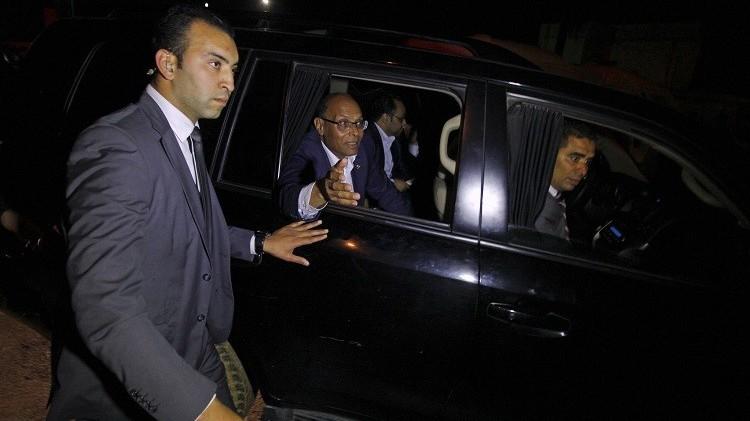 تونس.. السلطات الأمنية تبلغ المرزوقي بوجود مخطط لاغتياله