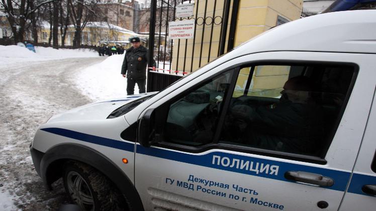 اعتقال صاحب البلاغات الكاذبة عن عمل إرهابي في موسكو