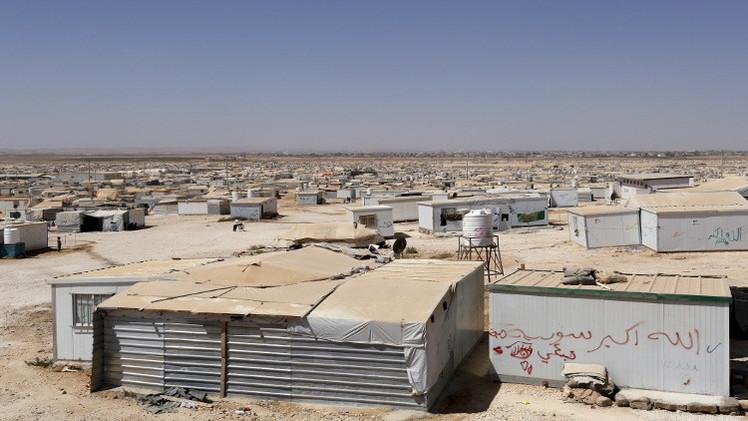 الأردن يصرف ربع ميزانيته على اللاجئين السوريين