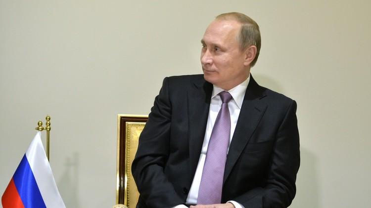 بوتين: سنستخدم مجال قزوين الجوي عند الضرورة لمعاقبة الإرهابيين