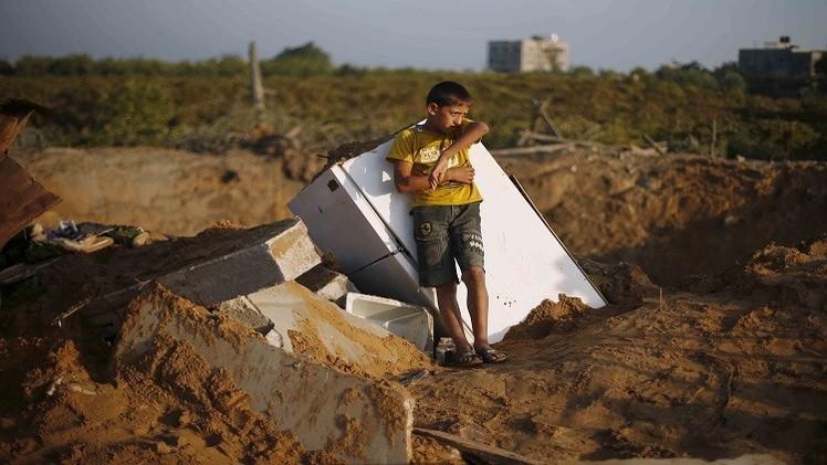 غارة إسرائيلية تستهدف موقعا للقسام في قطاع غزة