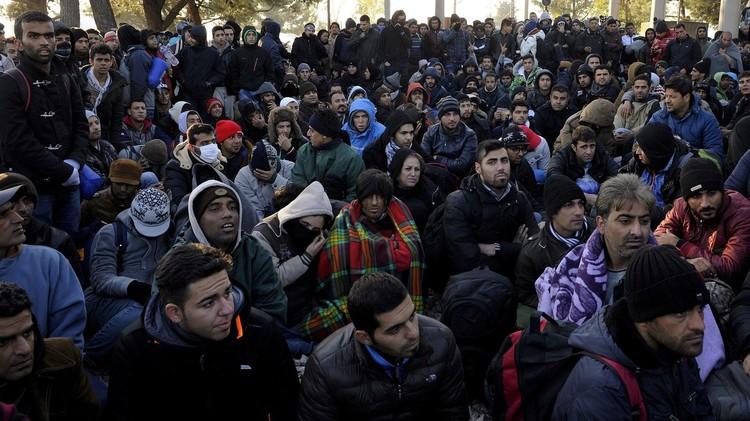 الأمم المتحدة تنتقد الغرب بسبب التمييز ضد اللاجئين السوريين