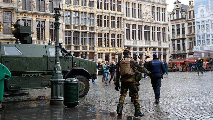 الإجراءات الأمنية في بروكسل تضر بالسياحة والأعمال