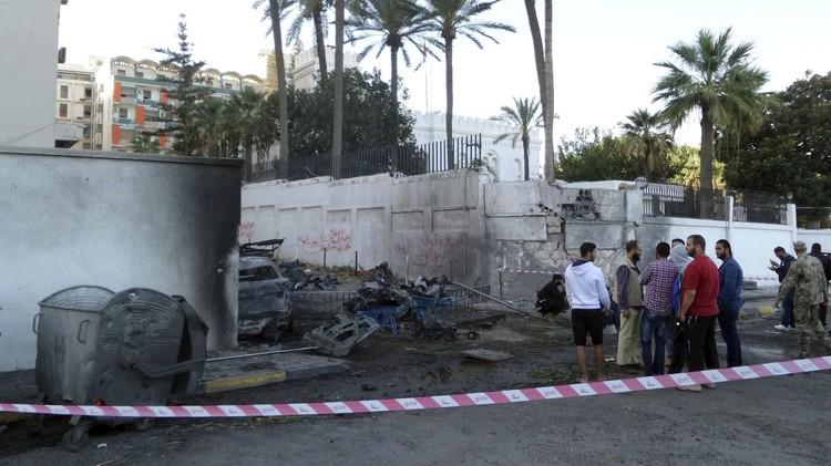 مقتل 5 أشخاص في انفجار شرقي العاصمة الليبية