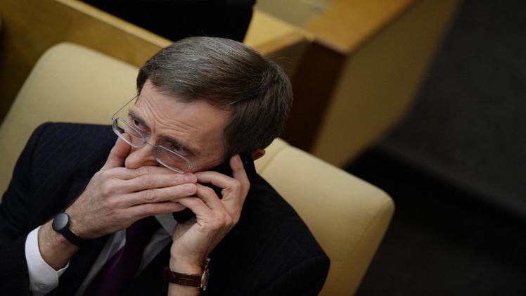 نائب رئيس الدوما الروسي يدعو إلى وقف الطيران مع تركيا
