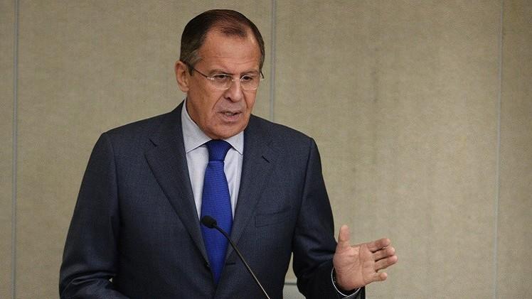 لافروف يلغي زيارته إلى تركيا ويوصي المواطنين الروس بعدم التوجه إلى هناك