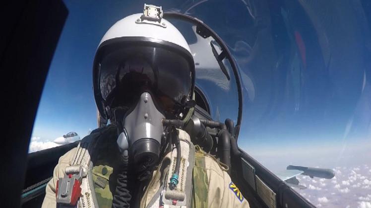 وسائل إعلام: المسلحون قتلوا طيار الطائرة الروسية وهو في الجو