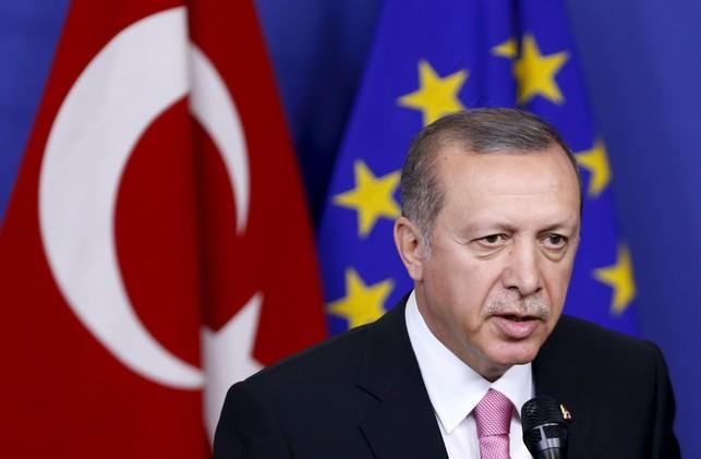 إردوغان: لم نكن نريد ما حدث