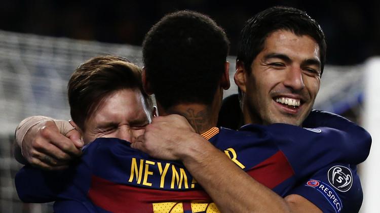 دوري أبطال أوروبا..برشلونة يستعرض قواه ويقسو على روما بسداسية (فيديو)