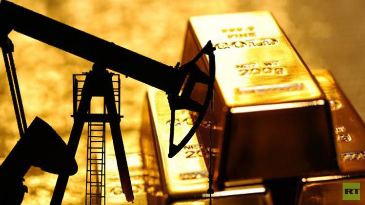 النفط والذهب يواصلان ارتفاعهما بعد إسقاط الطائرة الحربية الروسية
