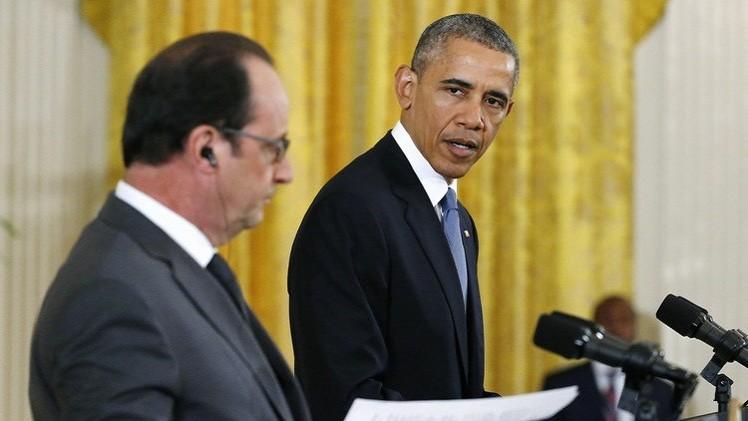 أوباما يخلط بين