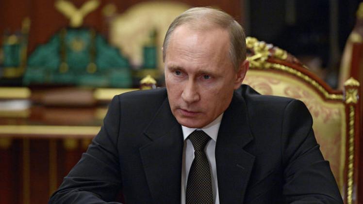 بوتين: روسيا سوف تستخدم كل السبل المتاحة لديها للدفاع عن أمنها