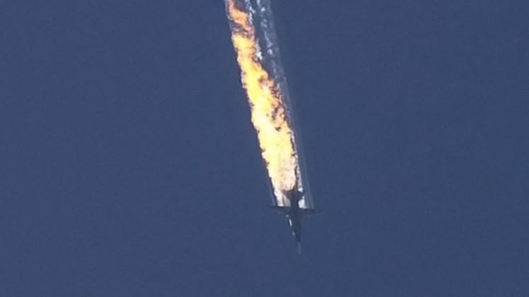رواية عن عملية إنقاذ ملاح قاذفة القنابل الروسية بسوريا