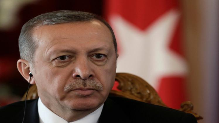 أردوغان: علمنا بأن الطائرة روسية فقط بعد تأكيد موسكو ذلك