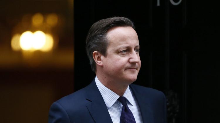 كاميرون يدعو إلى بدء غارات بريطانية ضد داعش في سوريا أسرع ما يمكن