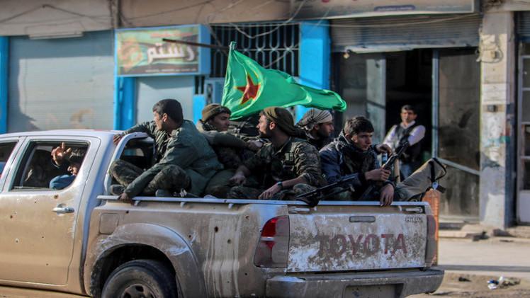 أكراد سوريا يعلنون استعدادهم لمحاربة