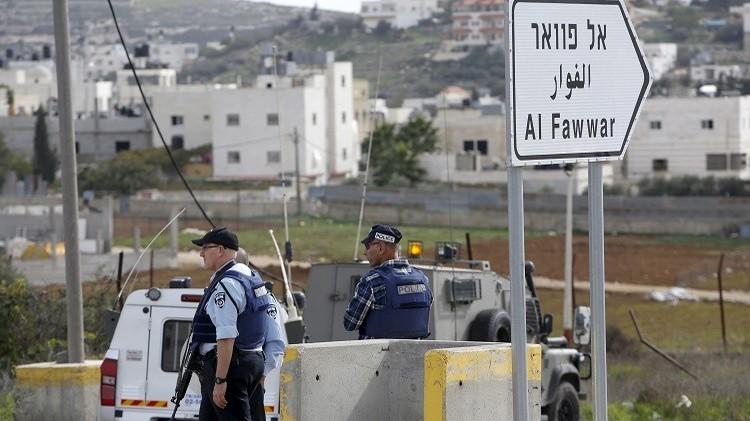 فلسطين.. إصابة شاب قرب مخيم الفوار وإسرائيل تعلن مقتله