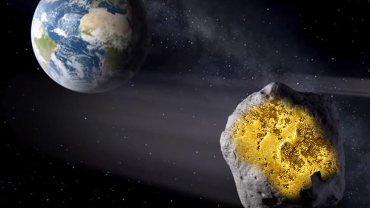 ناسا تبحث عن الذهب في كويكبات