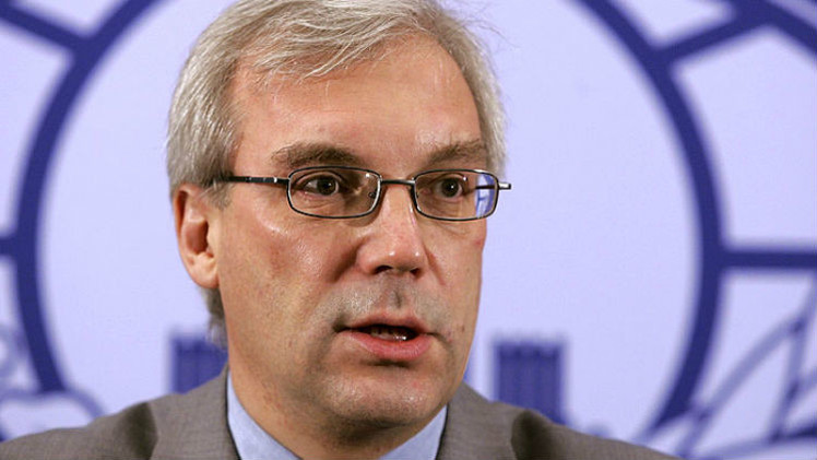 مندوب روسيا لدى الناتو: الحلف سقط من جديد في امتحان الموضوعية