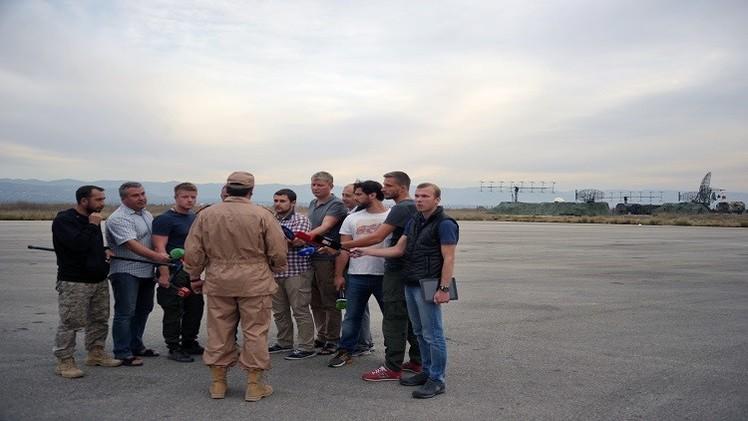 تفاصيل عملية إنقاذ الطيار الروسي في سوريا
