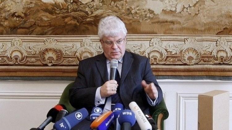 تشيجوف: الهجوم على القاذفة الروسية كان مدبرا لكن ردنا لن يكون عسكريا