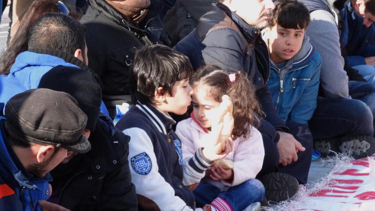 هيئة الهجرة الروسية: 2000 سوري حصلوا على اللجوء المؤقت في روسيا