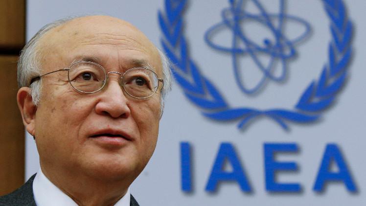 أمانو: إيران بدأت تقليص قدرات برنامجها النووي تحت إشراف الوكالة النووية الدولية