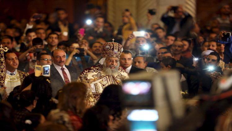 البابا تواضروس في زيارة