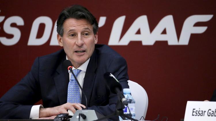 كو يعترف بوجود خطأ في منح مونديال 2021 لألعاب القوى