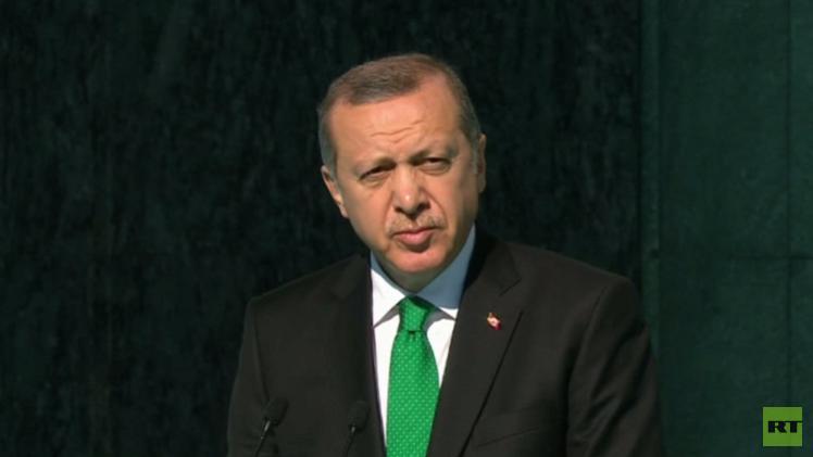 إردوغان يقترح على بوتين عقد لقاء معه في باريس على هامش مؤتمر المناخ