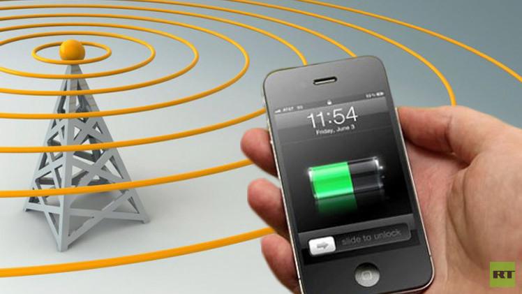 أجهزة محمولة قد تشحن عبر Wi-Fi