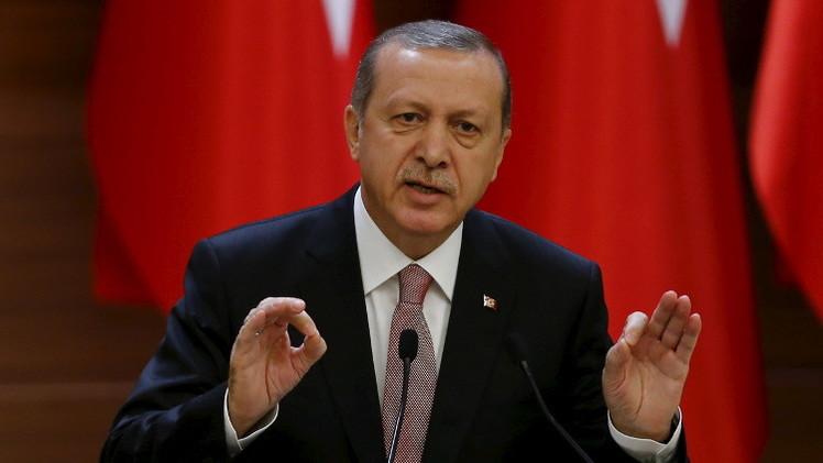أردوغان: سنعتبر إسقاط طائرة تركية باستخدام