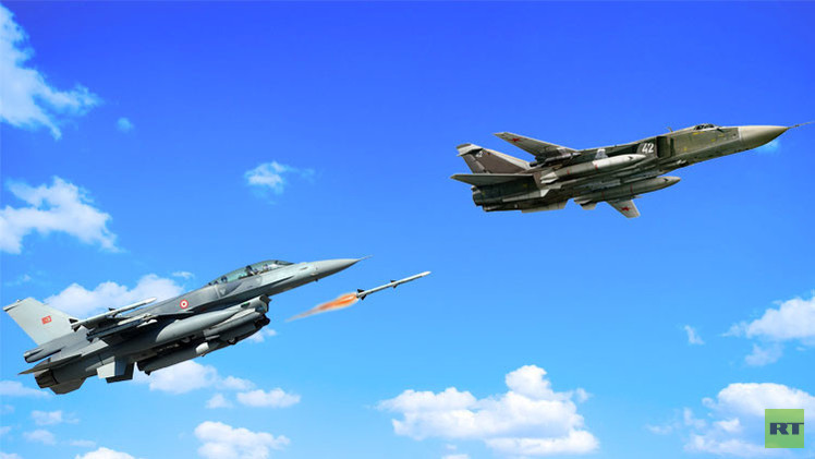 ما الذي منع الطائرة الروسية عن حماية نفسها أمام مقاتلات