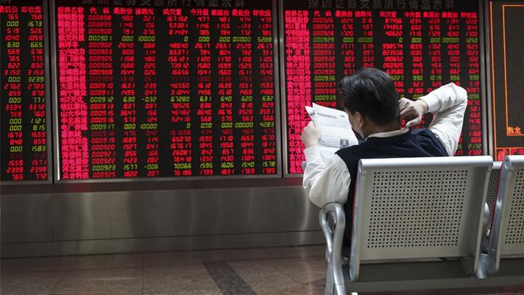 الأسهم الصينية تتكبد أكبر خسائرها منذ الصيف
