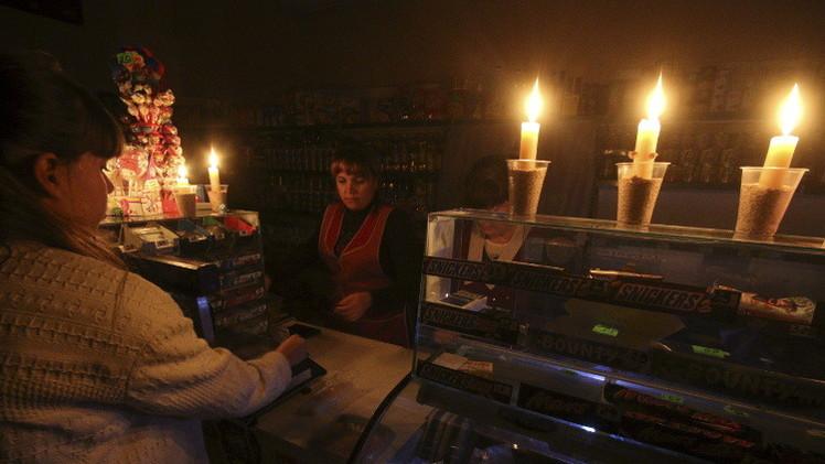 موسكو تعرب عن استيائها بشأن تقاعس كييف في استئناف تزويد القرم بالكهرباء