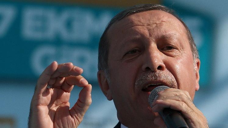 أردوغان يحذر موسكو من