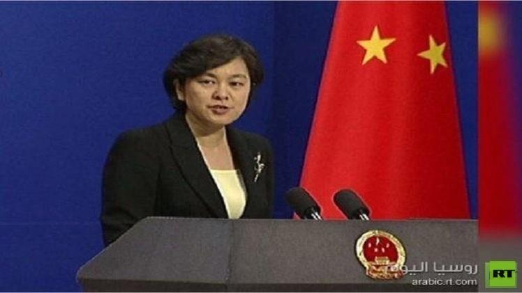 الصين تدعو للتهدئة على خلفية إسقاط تركيا لقاذفة روسية