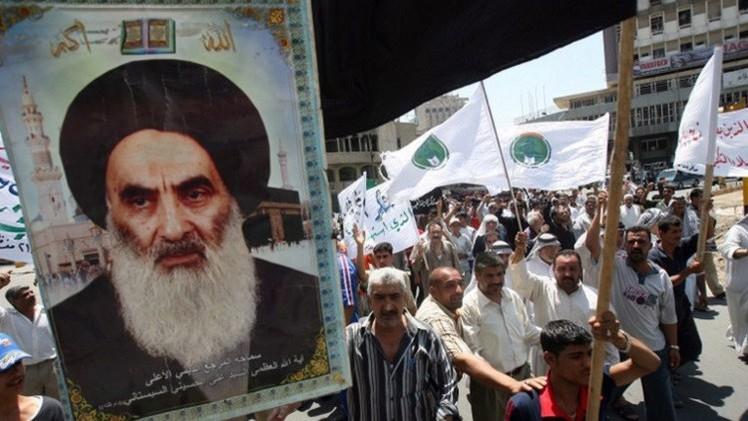 السيستاني يدعو القوى العراقية إلى توحيد خطابها السياسي
