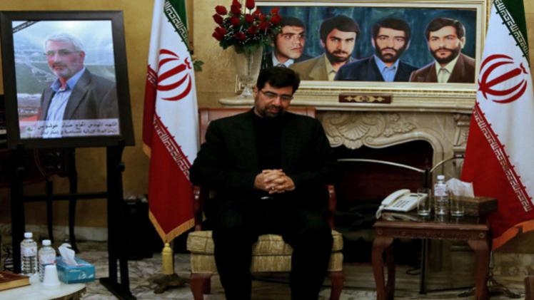سفير إيران السابق في لبنان هل قتل في السعودية؟!
