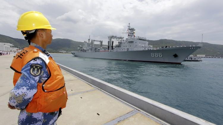 الصين تسعى لبناء قاعدة بحرية في جيبوتي