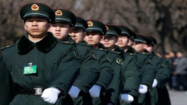 الصين تعمل على إصلاح جيشها لجعله في حالة تأهب