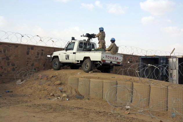 مسلحون يهاجمون قاعدة تابعة لقوات حفظ السلام الدولية في مالي