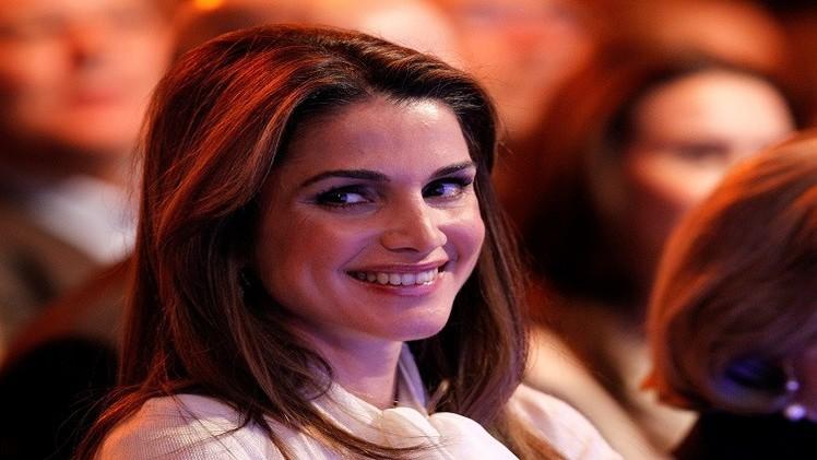 الملكة رانيا تعترف بعشقها لشاب عشريني وسيم (صورة)