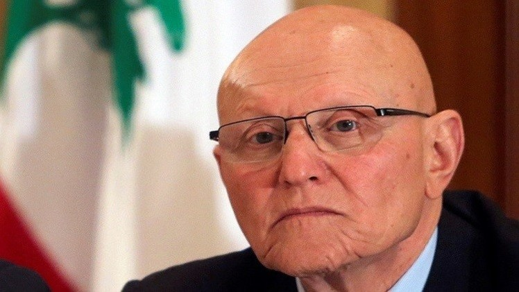 رئيس الحكومة اللبنانية تمام سلام
