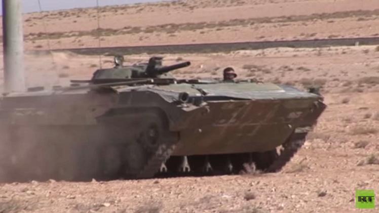 تحت غطاء القصف الروسي الجيش السوري يتقدم في حلب