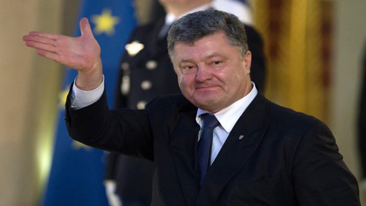 الرئيس الأوكراني يصف الأوربيين بـ